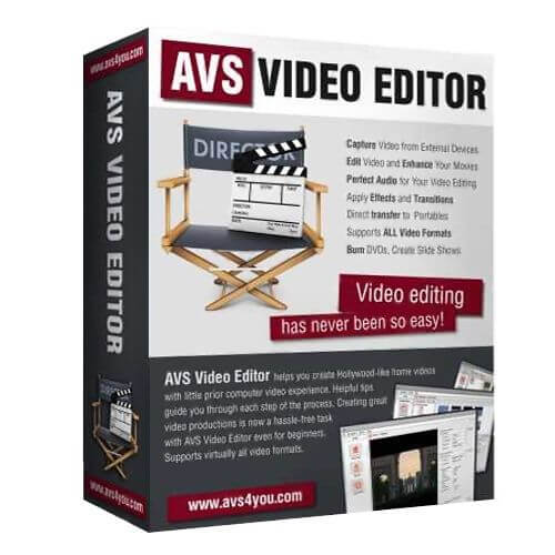 AVS Video Editor 9.3.1.354 With Crack + Activation Key [Updated]