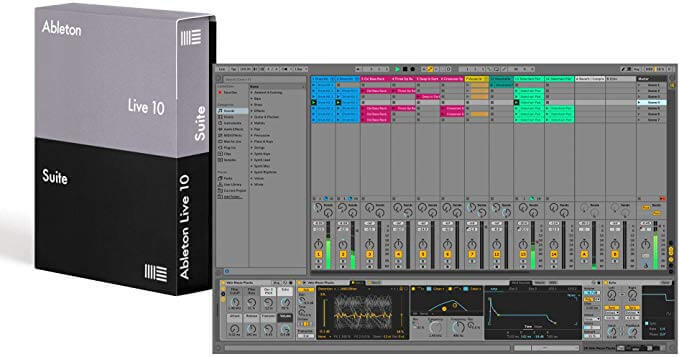 Ableton Live Crack 10.1.14 + Serial Key [Latest] Free Download