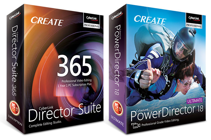 CyberLink PowerDirector Crack 18.0.2725.0 + Serial Key [Latest]