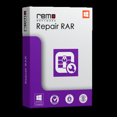 Remo Repair RAR Crack 2.0.0.21 + Serial Key [Latest Version]