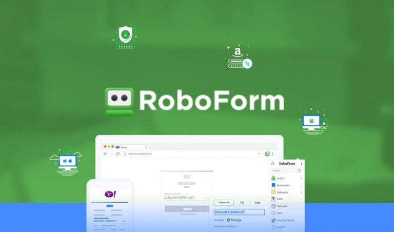 RoboForm Crack 8.9.0 + Latest Keygen [Verified] Free Download
