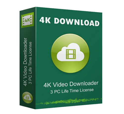 4K Video Downloader Crack 4.14.1 + Serial Key [Latest] 2021