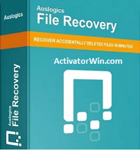 Auslogics File Recovery Crack 9.4.0.2 + Key [Latest] 2021