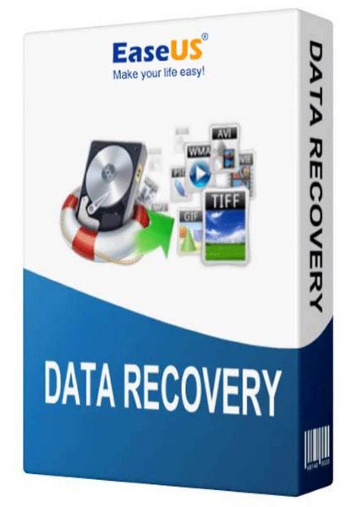 EaseUS Data Recovery Crack v13.7 + Serial Key [2021]