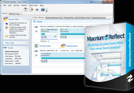 Macrium Reflect Crack 7.2.4942 + Serial Key Free [Latest]