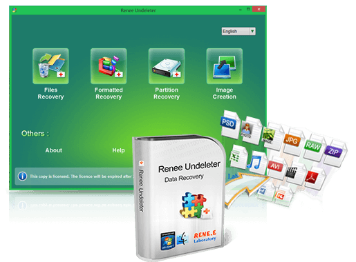 Renee Undeleter Crack v2021 + Serial Key [Latest] Free Download