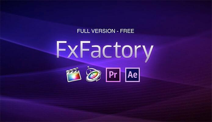 FxFactory Pro Crack v7.1.8 + Activation Key [Latest] Download