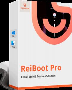 Tenorshare ReiBoot Crack v7.6.1.0 + Serial Key [Latest] Free Download 2021