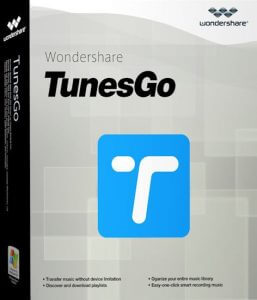 Wondershare TunesGo Crack 9.8.3.47 With Serial Key [Latest] 2021