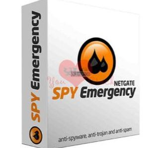 NETGATE Spy Emergency Crack v25.0.810.0 + Serial Key [2021]