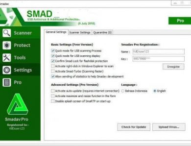 Smadav Crack v14.6.2 + Serial Key Free Download [2021]