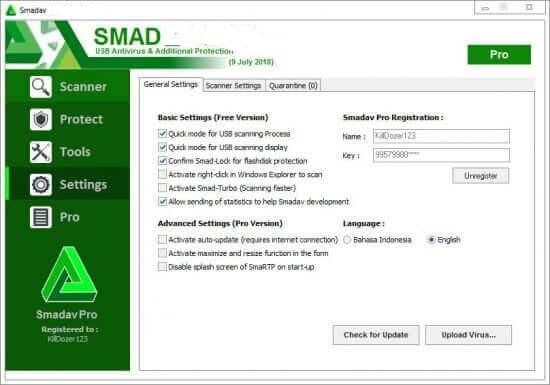 Smadav Crack v14.6.2 + Serial Key Free Download [2021]