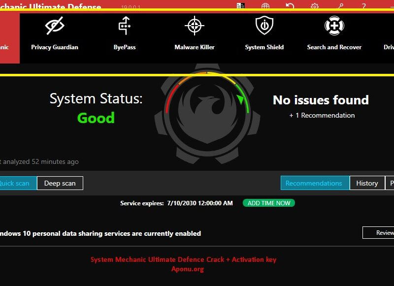System Mechanic Ultimate Crack v21.0.1.34 + Key Latest [2021]